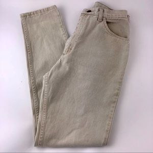 VINTAGE Wrangler High Waisted Mom Jeans